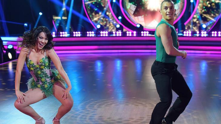 """Geovanna Tominaga ignora Susana Vieira e lidera \""""Dancing Brasil\"""": \""""um sonho\"""""""