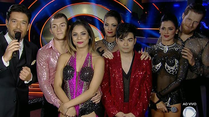 "\""Dancing Brasil\"" bate recorde de audiência com título de Yudi, mas ainda atrás do SBT"