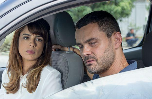 Império: Danielle vira amante de Maurílio e coloca ex-marido na cadeia