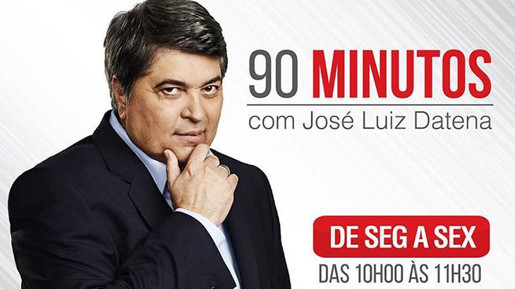 Em entrevista a Datena, Roberto Carlos confessa que pula refeição para manter a forma
