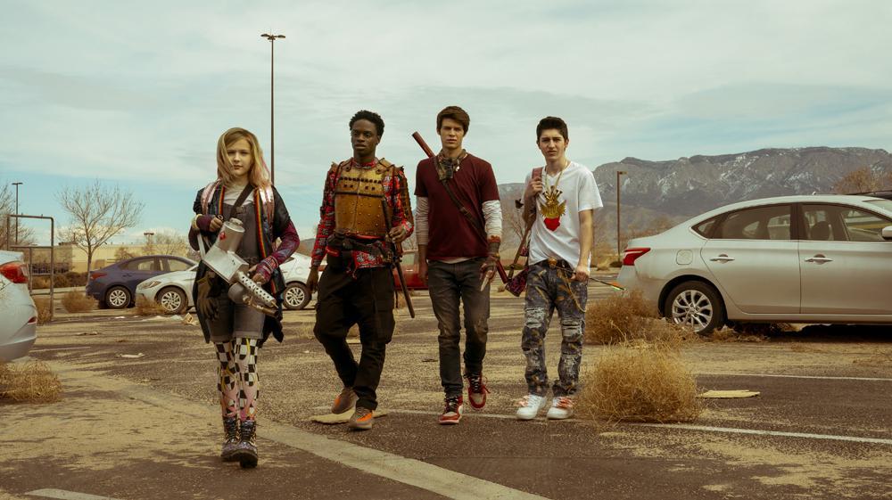 Os adolescentes de Daybreak