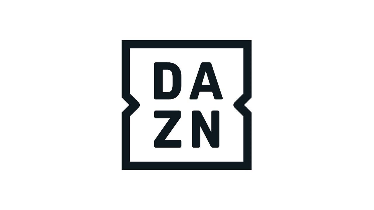 Logotipo do DAZN