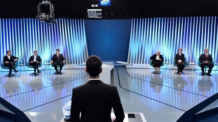 Globo muda regra para debates eleitorais e irrita candidatos