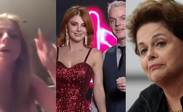 Déborah, Bruno e Dilma