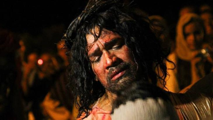 """Déo Garcez interpreta Jesus em espetáculo: \""""ato transgressor e contemporâneo\"""""""