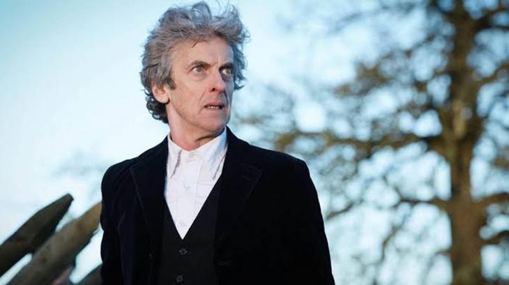 Peter Capaldi em Doctor Who