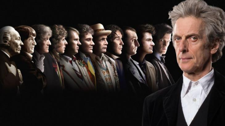A série Doctor Who