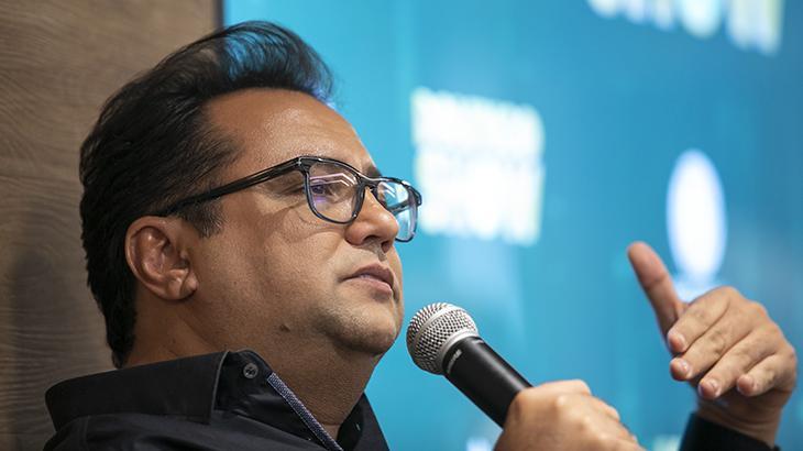 """Geraldo Luís responde críticas sobre sensacionalismo: \""""O mundo hoje é feito de opinião\"""""""