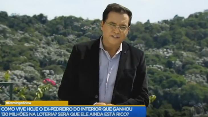 """Final do Paulistão \""""bomba\"""" audiência da Globo; \""""Domingo Show\"""" bate recorde"""