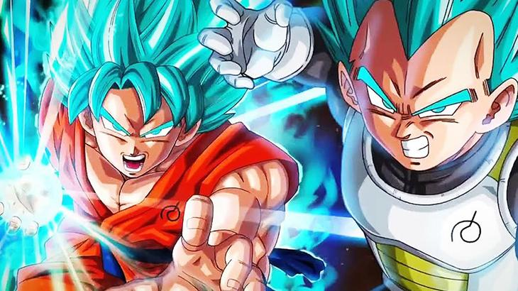 Vegeta e Goku