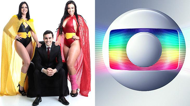 Dudu e Globo no Nota 0 e Nota 10