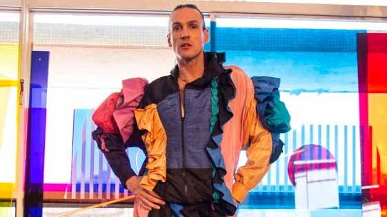 Dudu Bertholini no FashionTV