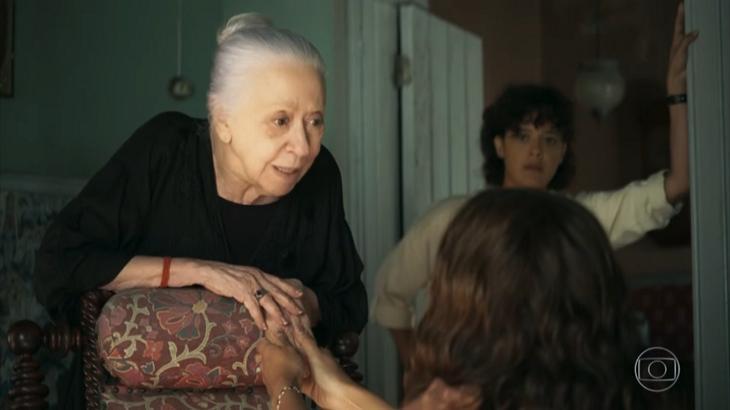 De avó carinhosa a pistoleira: Cinco vezes em que Fernanda Montenegro foi A Dona do Pedaço