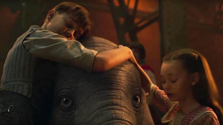 "Divulgado novo trailer de ""Dumbo""; confira"