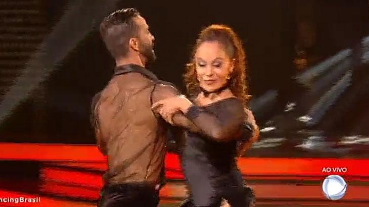 """Com músicas de Xuxa, \""""Dancing Brasil\"""" bate recorde de audiência, mas segue atrás do SBT"""