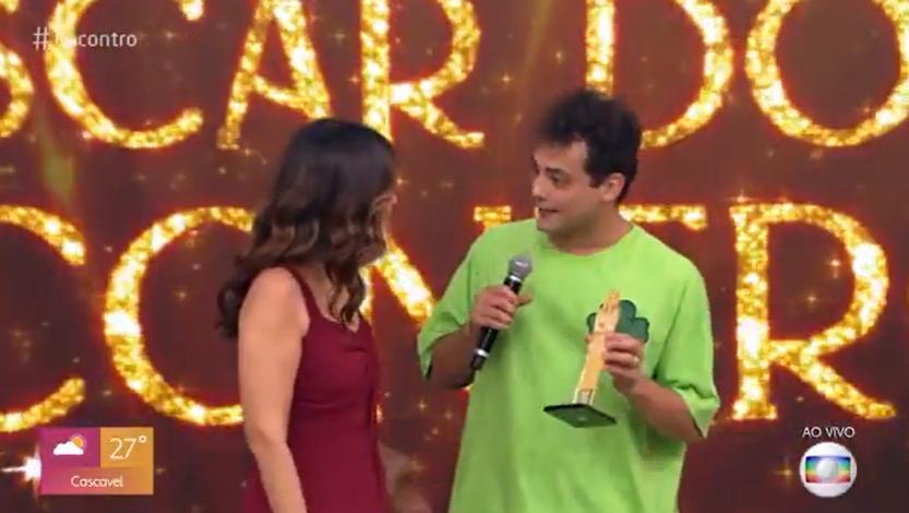 De Joelma a Molejo: 5 dancinhas de Edu Sterblitch ao vivo na Globo
