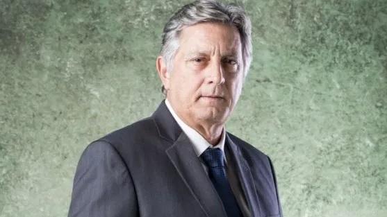 Internado com Covid-19, Eduardo Galvão integrou elenco da novela Bom Sucesso, em 2019