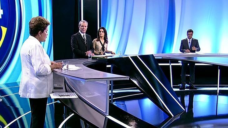 20 anos de debates presidenciais na TV em números de audiência
