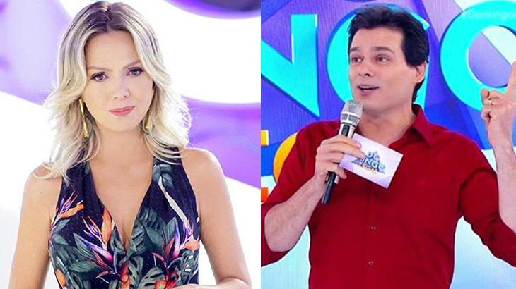 Eliana e Celso Portiolli