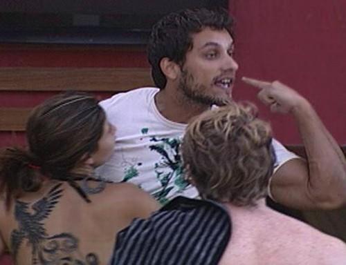"""Relembre cinco brigas memoráveis do \""""Big Brother Brasil\"""""""
