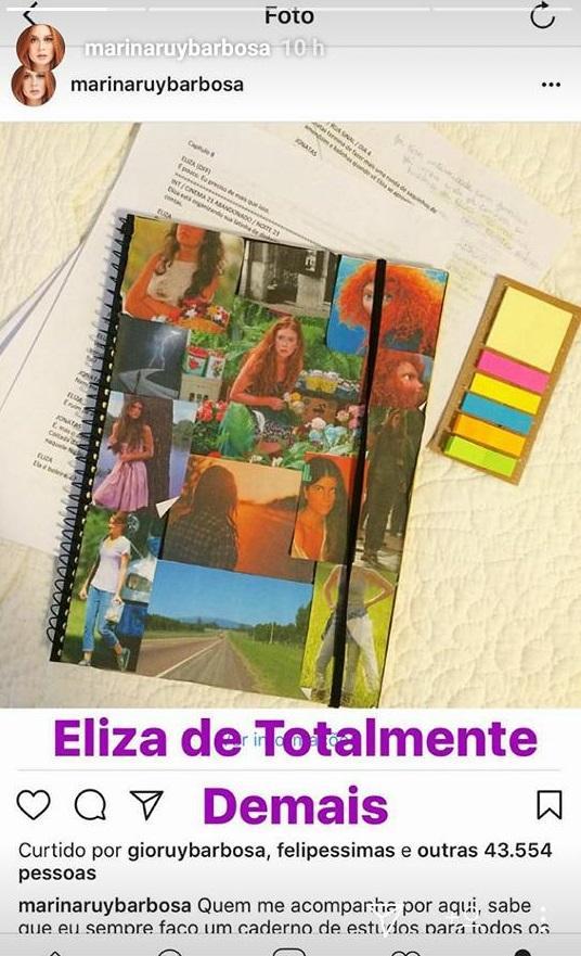 """Marina Ruy Barbosa se inspirou em Maria Mercedes e Juma de \""""Pantanal\"""" para compor personagem"""