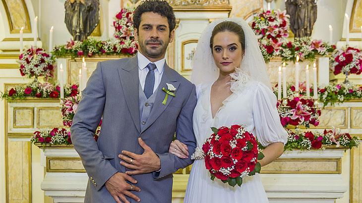 Casamento de Emílio e Marocas tem confusão