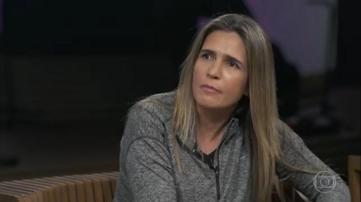 """Emilly Lima no """"Conversa com Bial"""""""