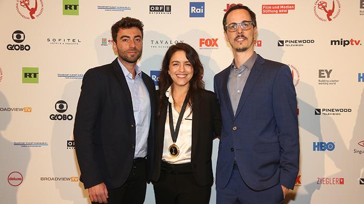 """Indicados ao \""""Emmy Internacional\"""" representam a Globo na abertura da premiação em NY"""