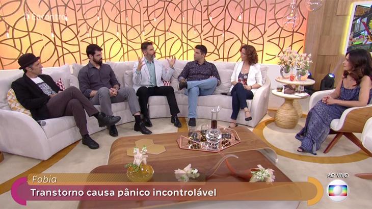 Opinião: Fátima Bernardes conseguiu levar o sofá de Hebe Camargo para a Globo