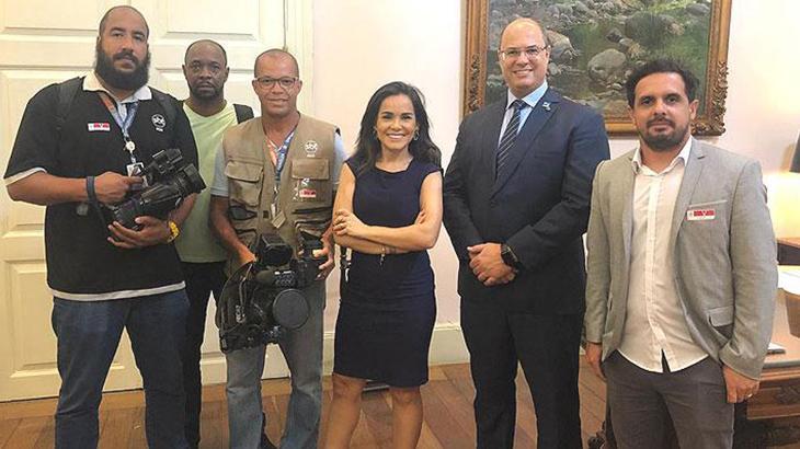 O dia-a-dia do jornalismo em um violento Rio de Janeiro na visão de diretor do SBT Rio