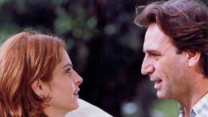 Drica Moraes e Herson Capri em Era Uma Vez