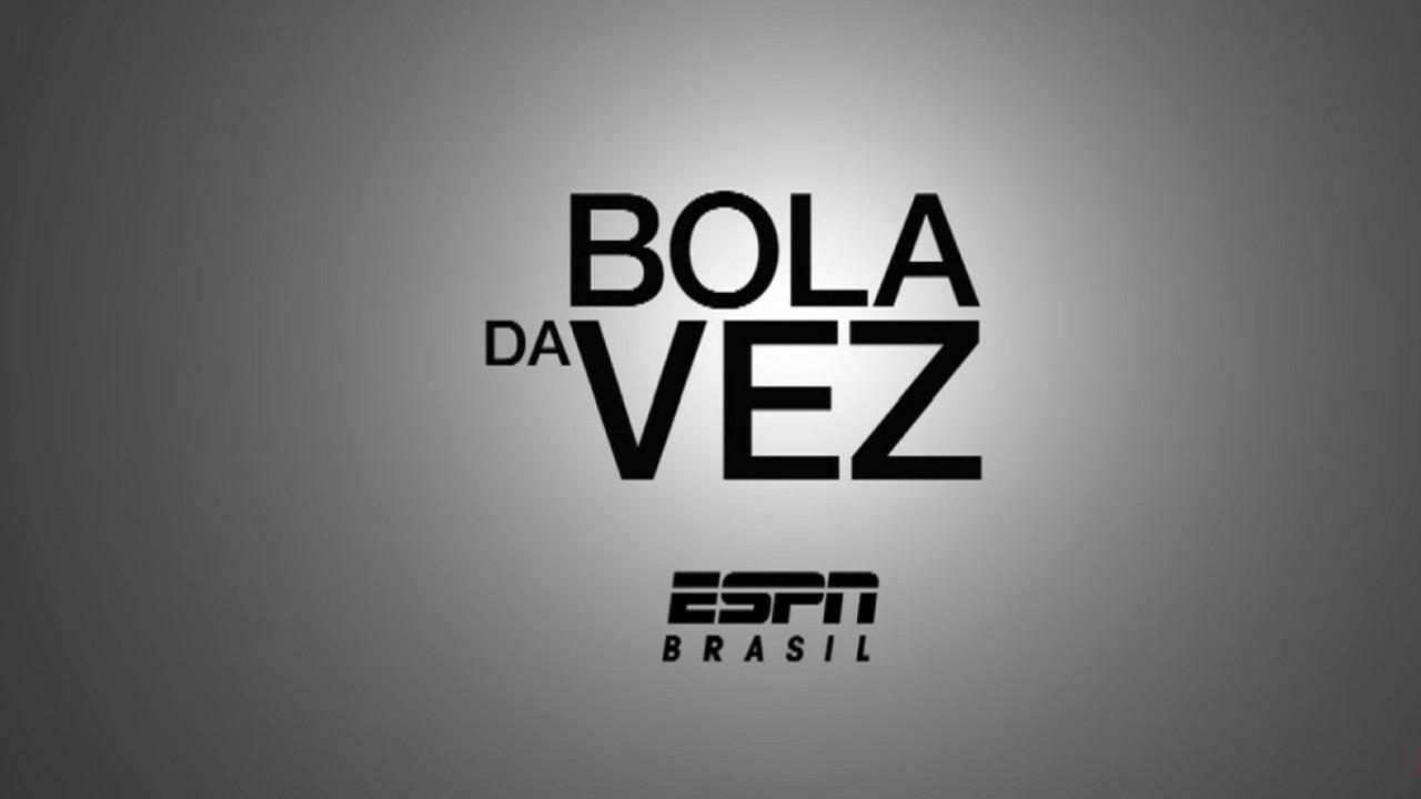 Logotipo do programa Bola da Vez