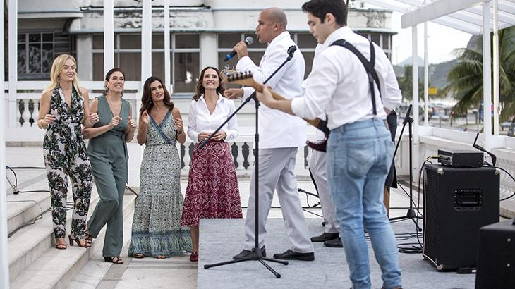 "\""Estrelas\"" chega ao fim neste sábado na Globo"