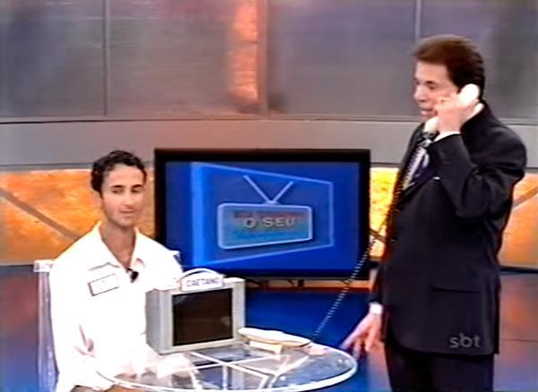 """Em 2004, Endemol processou SBT por plágio do \""""Topa ou Não Topa\"""""""