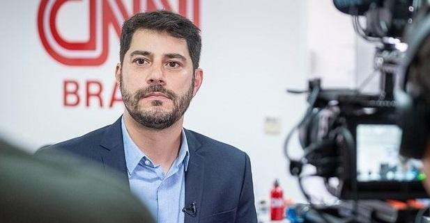 Evaristo Costa na CNN Brasil