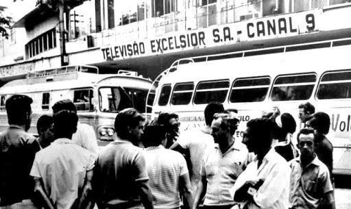 Pioneira e referência, TV Excelsior chegava ao fim há 50 anos em meio a dívidas