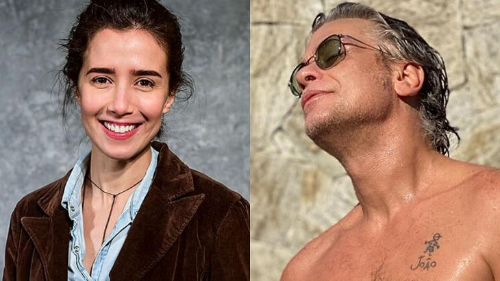 Marjorie Estiano e Fábio Assunção