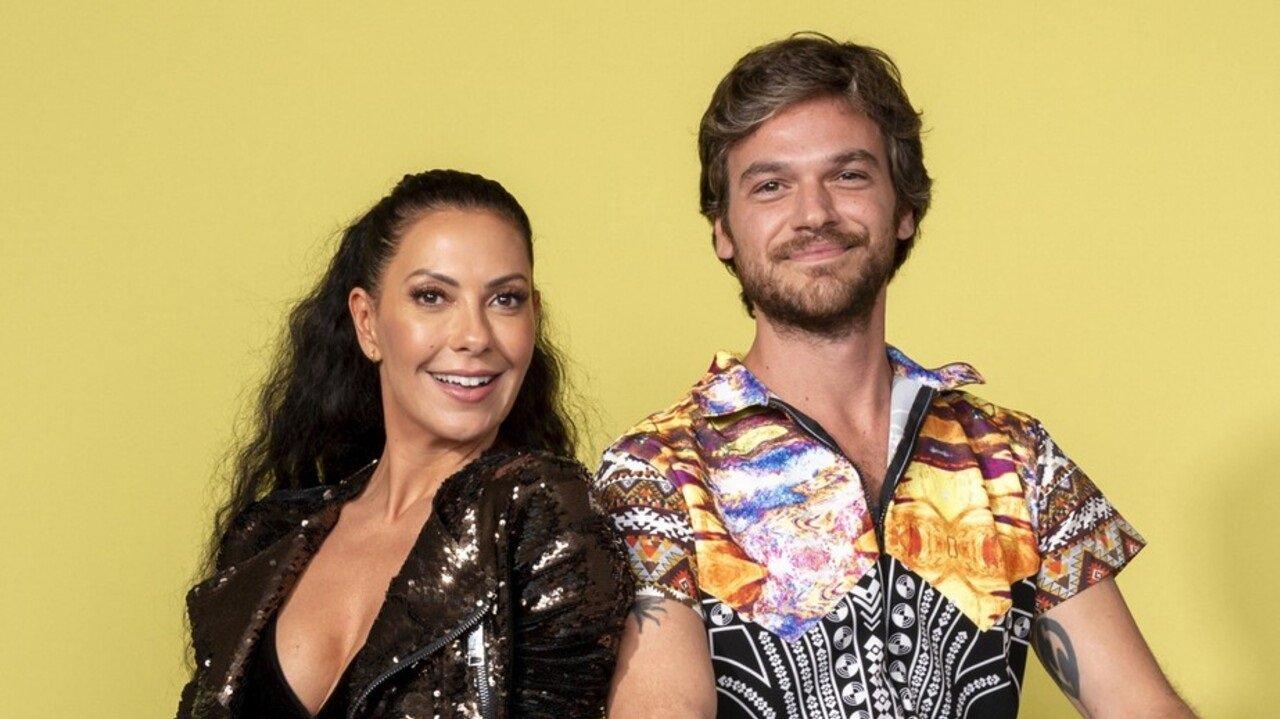 Fabíula Nascimento e Emílio Dantas esperam gêmeos, Roque e Raul; casal está junto desde 2015