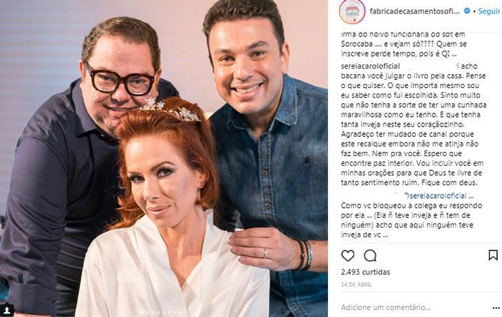 """Seleção de noivos em \""""Fábrica de Casamentos\"""" gera suspeitas e críticas ao SBT"""