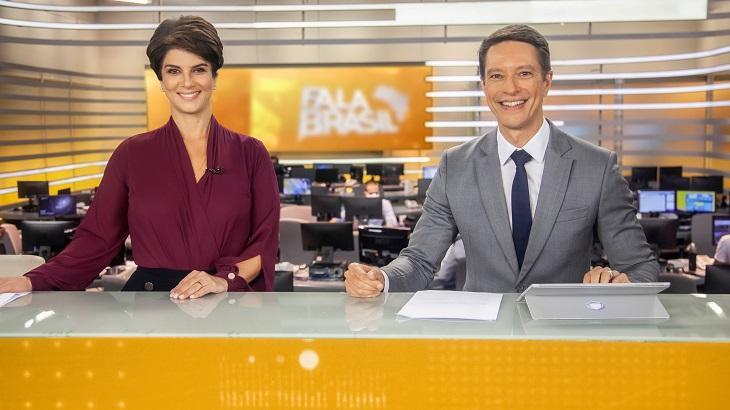 Record marca data de estreia de Mariana Godoy no Fala Brasil