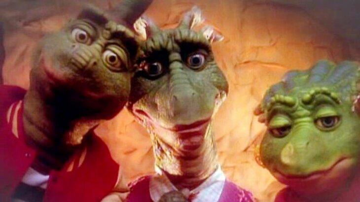 Família Dinossauros: Os bastidores da série que completa 30 anos e fez sucesso na Xuxa