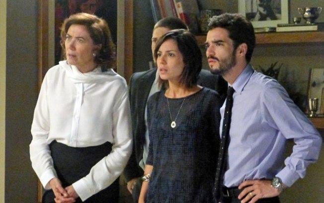 Império: José Alfredo passa a perna na família e escolhe Cristina