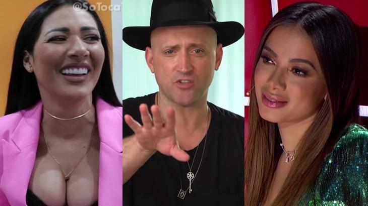 Simaria, Paulo Gustavo e Anitta