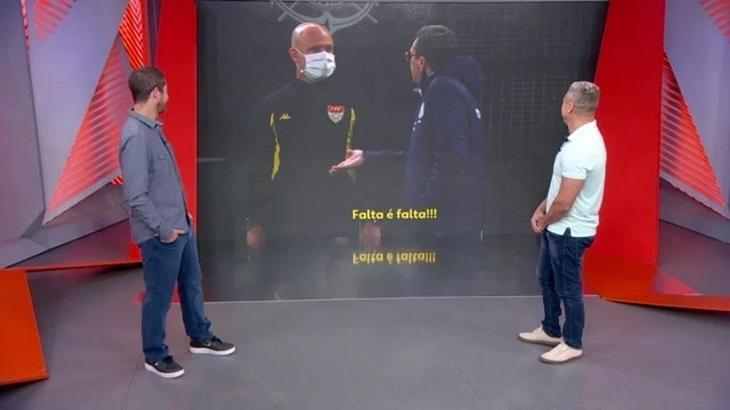 Felipe Andreoli e Paulo Nunes
