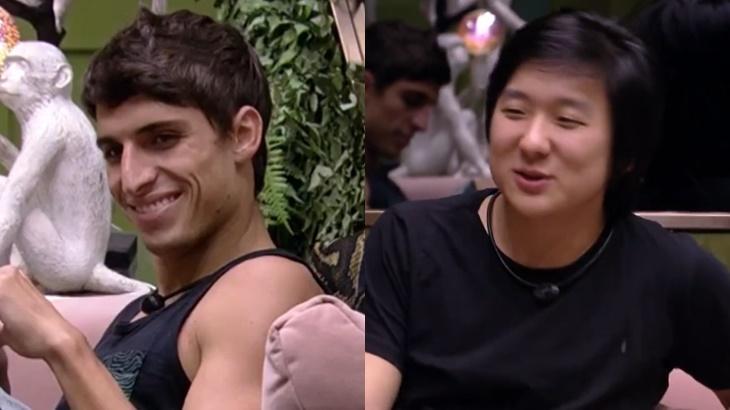 Prior e Pyong no BBB20