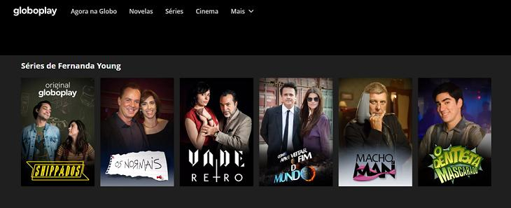 Globoplay homenageia Fernanda Young e relembra séries