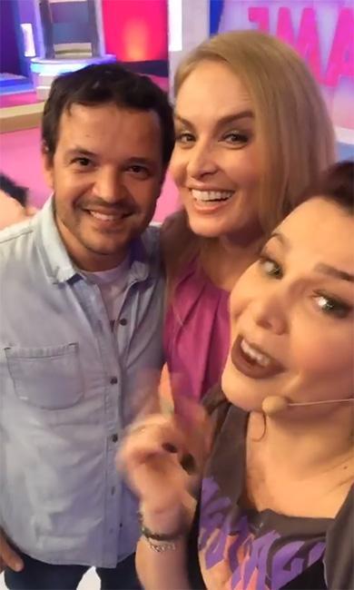"""Angélica começa a gravar o novo \""""Vídeo Game\"""", que deve estrear em novembro"""