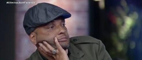 O rapper Fernandinho Beatbox