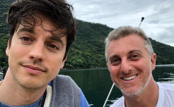 Fernando Grostein e Luciano Huck
