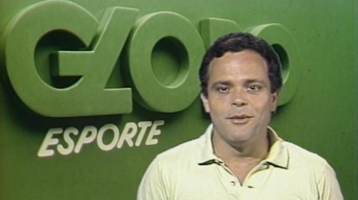 Fernando Vannucci no Globo Esporte